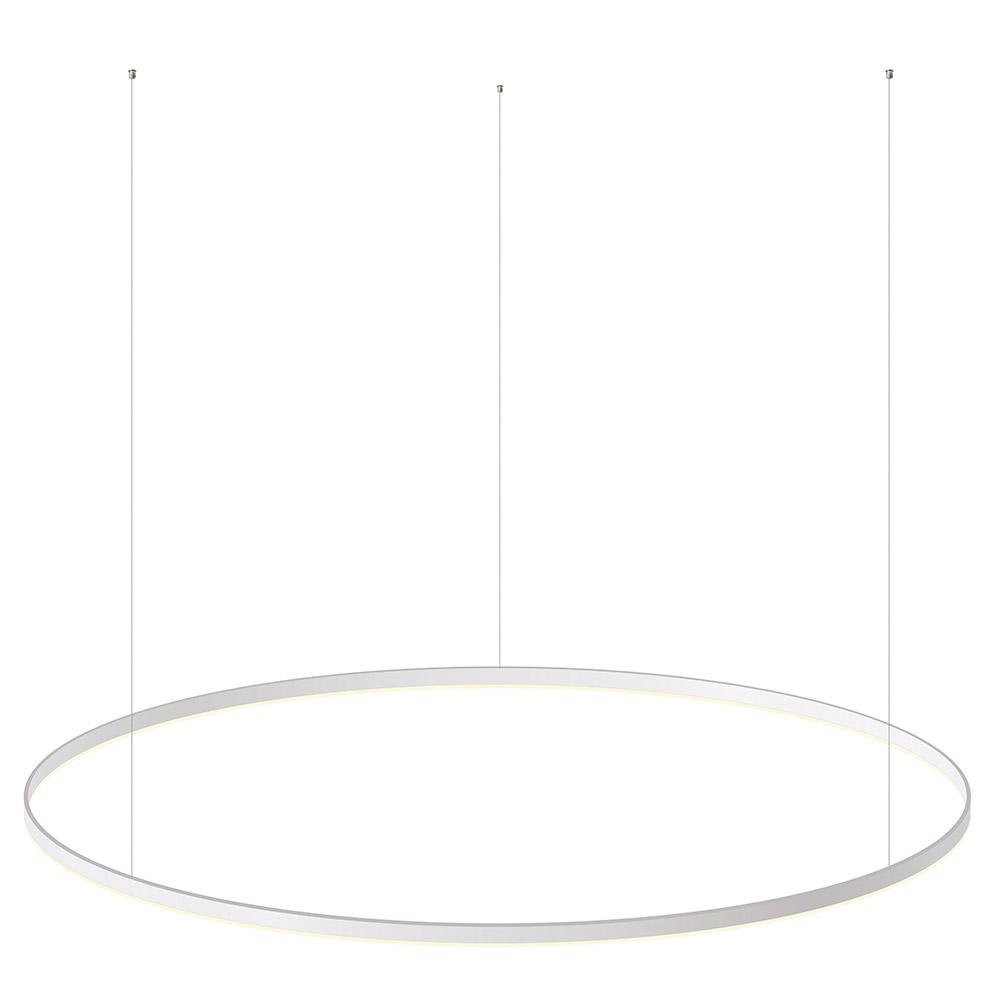 Luminaria colgante RING 95W, Ø1500mm