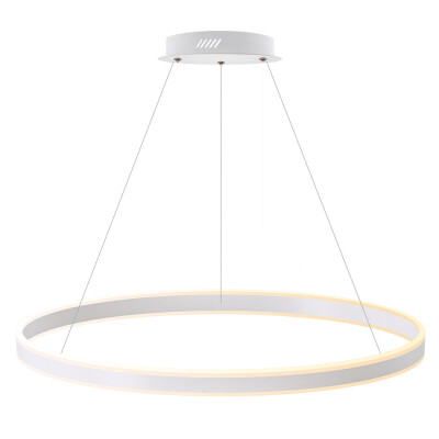 Luminaria colgante RING UP 125W, Ø1000mm, Blanco cálido