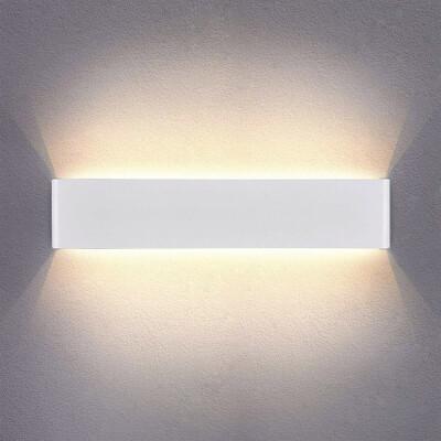 Aplique Led KLAN 410, 14W, blanco, Blanco neutro