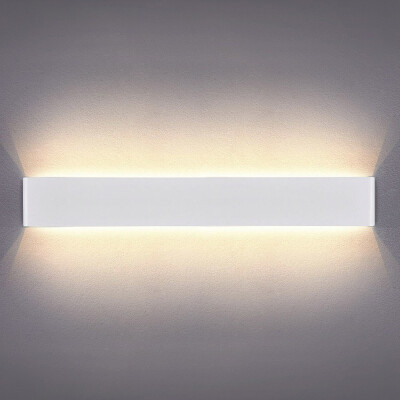 Aplique Led KLAN 720, 24W, blanco, Blanco cálido