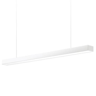 Lámpara colgante MOD SUSPEND, 30W, 150cm, blanco, Blanco neutro