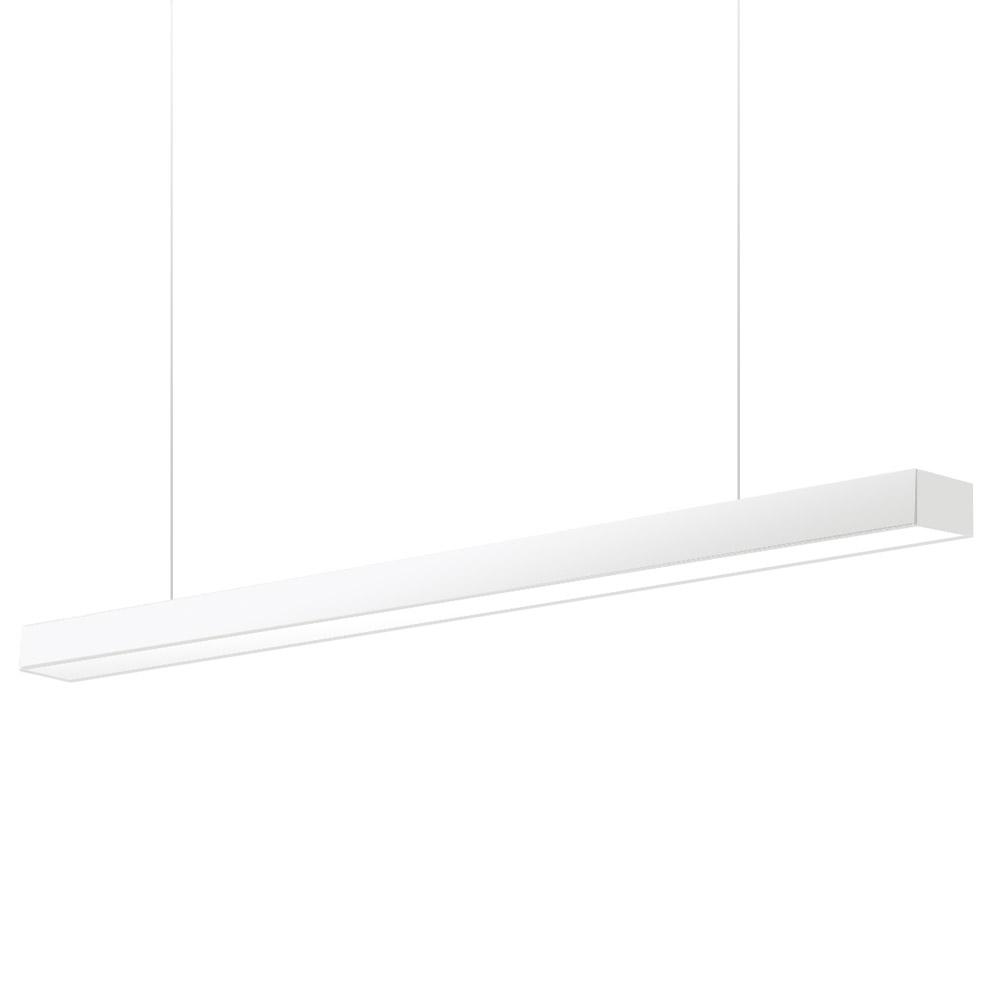 Lámpara colgante MOD SUSPEND, 30W, 150cm, blanco
