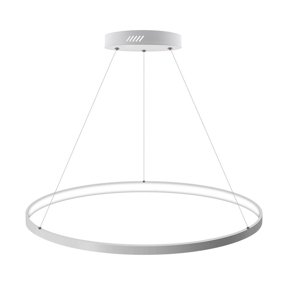 Luminaria colgante ELIX, 36W, blanco, CCT Ajustable, Ø57cm