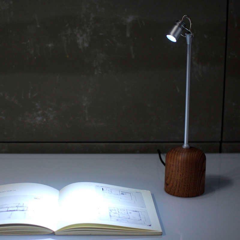 Lámpara Led LIGNO CEFALONIA