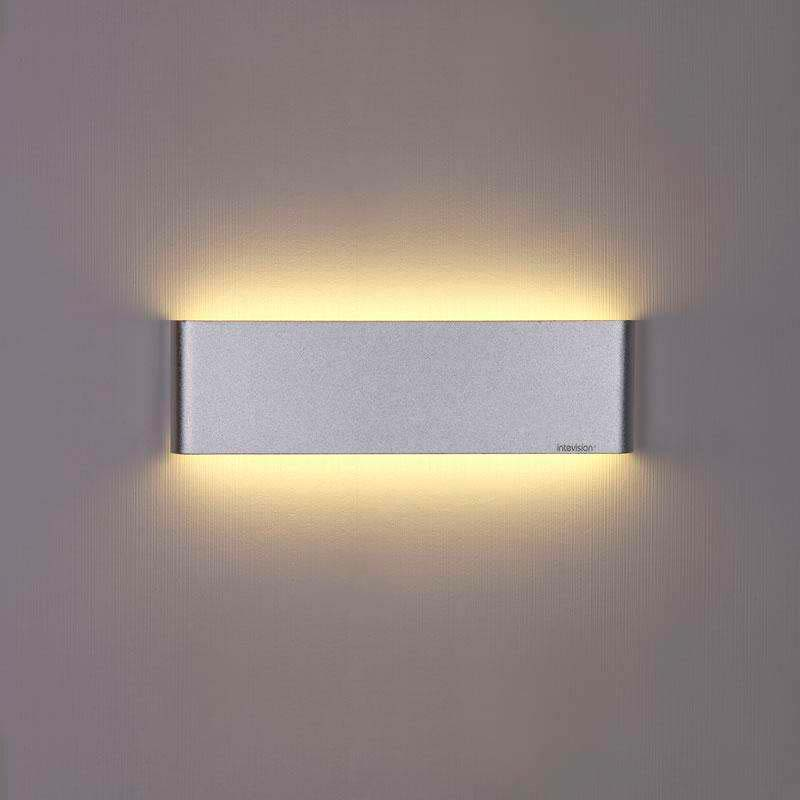 Aplique Led KEWO 310, 10W, silver