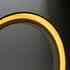 Luminaria colgante HOOP 72W, Ø60cm