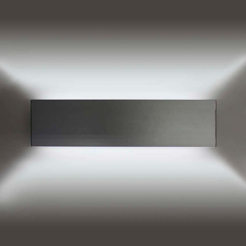 Aplique Led WALL 500, 18W