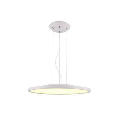 Luminaria colgante SARTE ROUND, 24W, Ø40cm, Blanco cálido