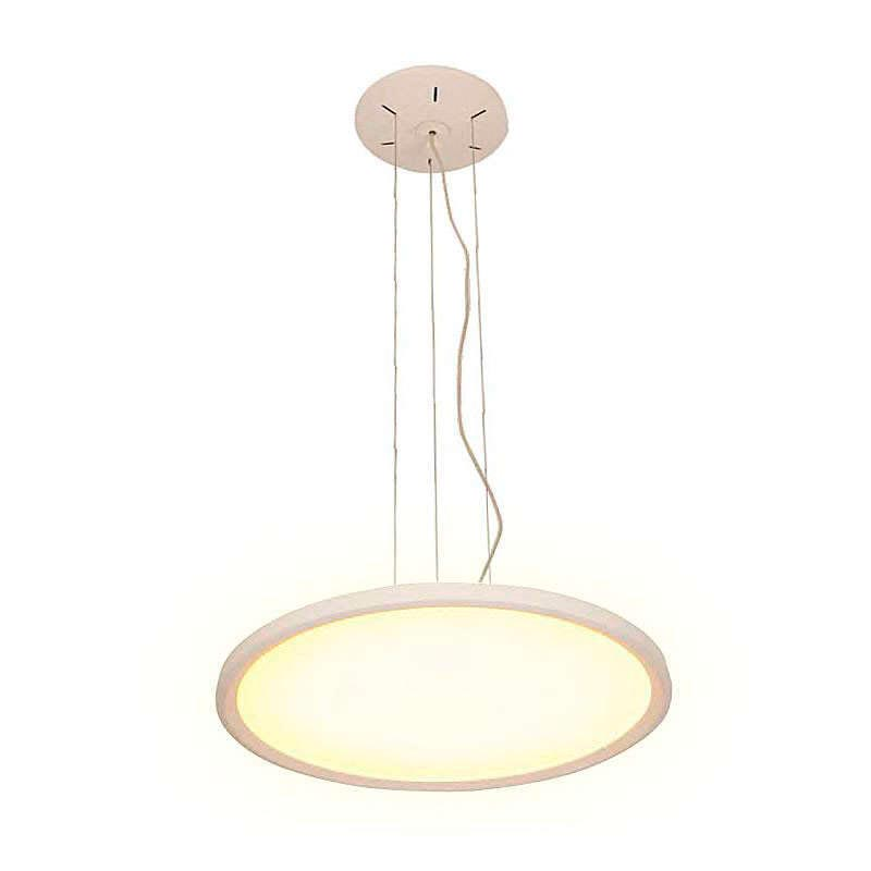 Luminaria colgante sarte round 60w 80cm ledbox - Luminarias colgantes ...