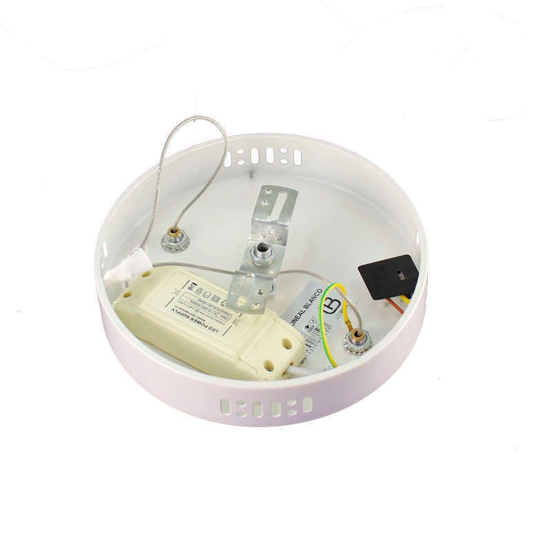 Luminaria colgante glesna lineal cromo 25w ledbox - Luminarias colgantes ...