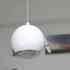 Luminaria colgante GLESNA blanco, 5W