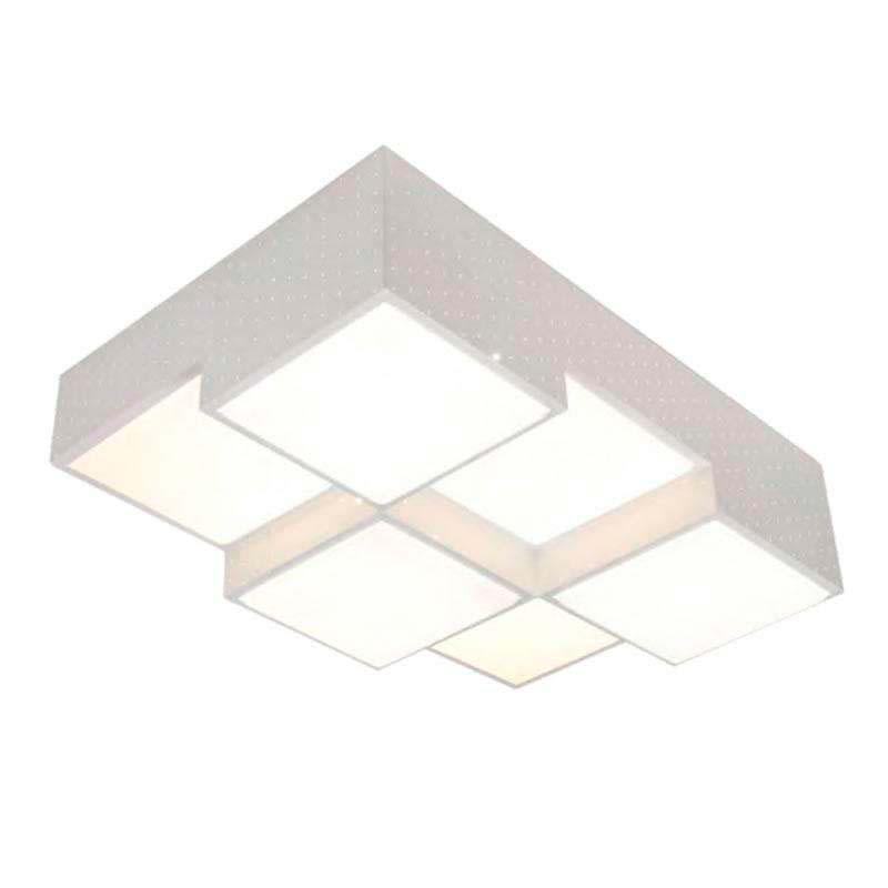 Luminaria KUBB blanco, 72W