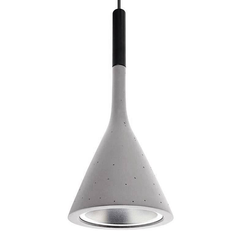 Lámpara colgante NEMO Gris, E14
