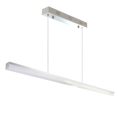 Lámpara colgante ALKAL SUSPEND, 35W, 100cm, Blanco neutro