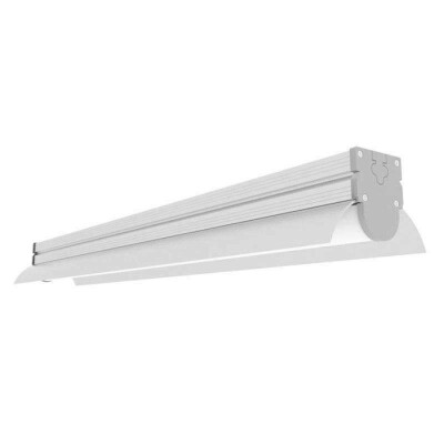 Lámpara colgante MARKET GREC, 40W, 120cm, Blanco neutro