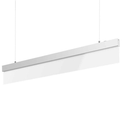Lámpara LED Metacrilato PROLUX OSRAM, 30W, 120cm, Blanco cálido