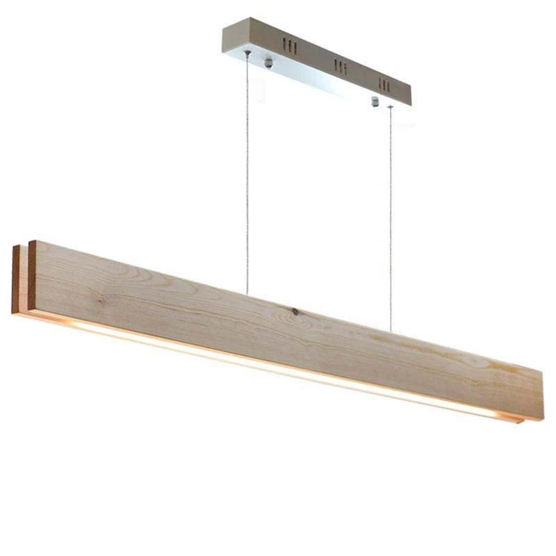 Lámpara colgante WOOD XL SUSPEND, 45W, CRI95