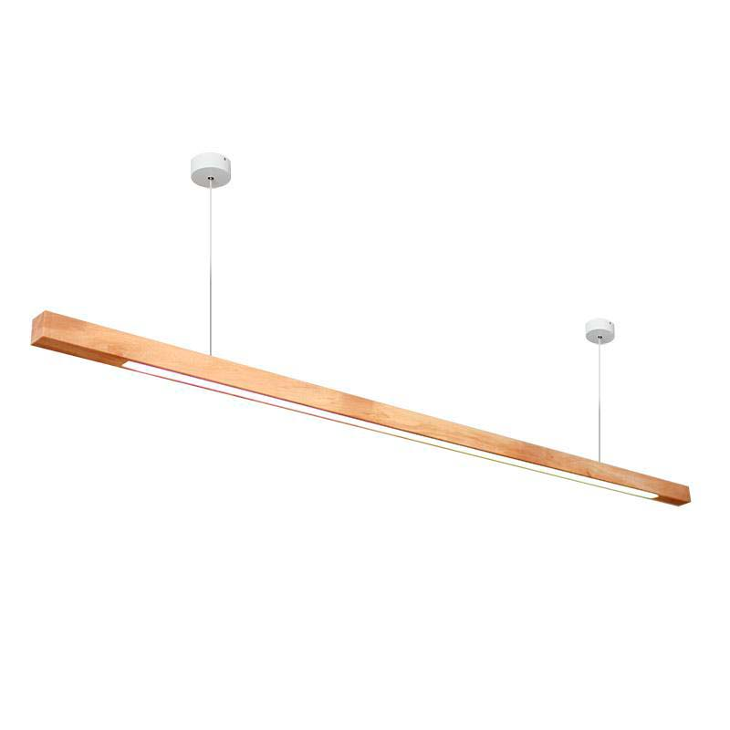 Candeeiro suspenso GIANT WOOD, 120W, CRI95