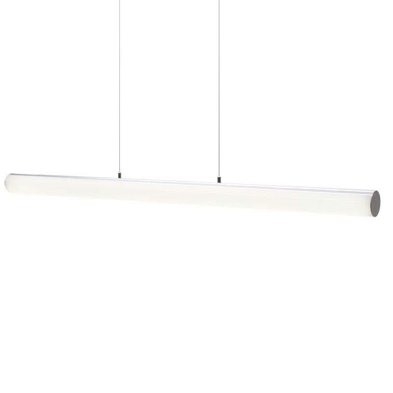 Lámpara colgante BAROUND, 30W, 120cm