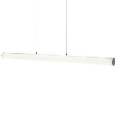 Lámpara colgante BAROUND, 40W, 150cm, 0-10V, Blanco neutro, Regulable
