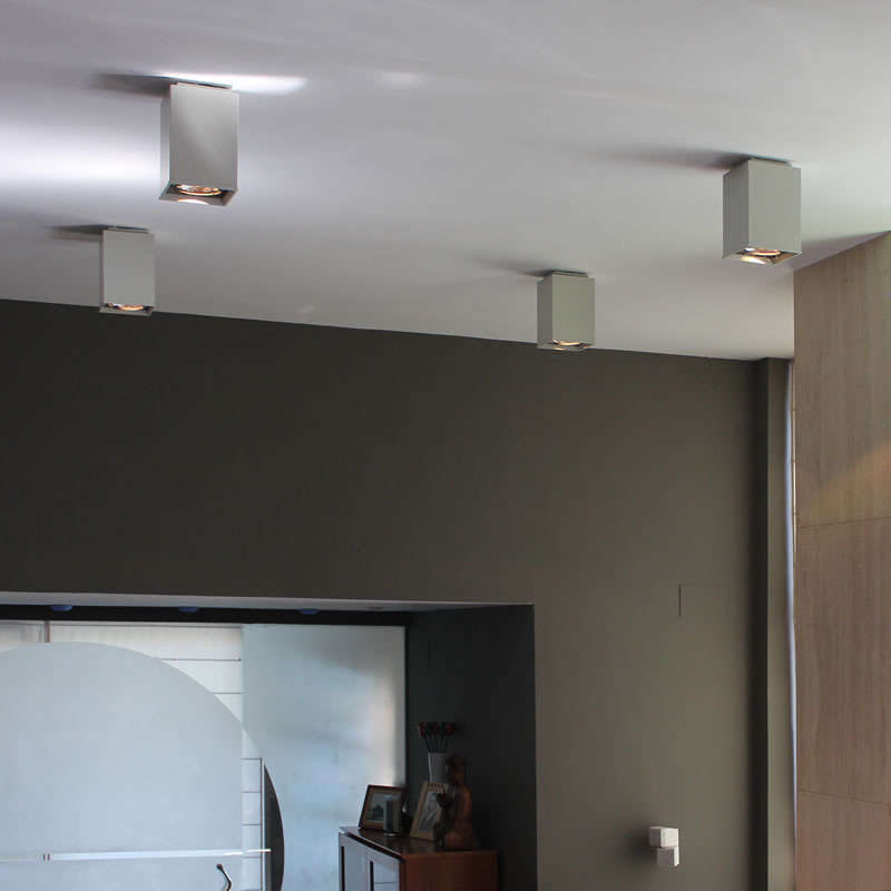 Housing pour downlight led, KARDAN CITERA, 1 spot