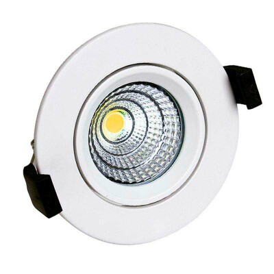 Downlight Led LUXON CREE 50W, Blanco cálido