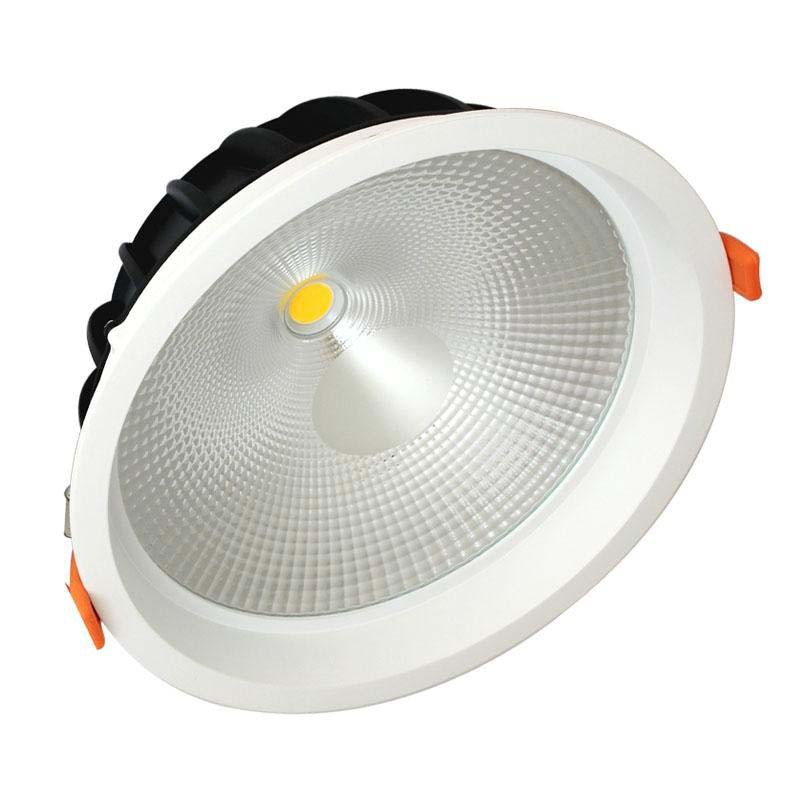 Downlight Led Round COB 30W - 190mm