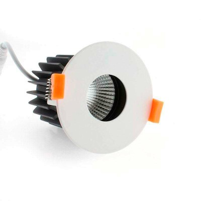 Downlight Led HOTEL R CREE 12W, Regulable, Blanco cálido 2700K, Regulable