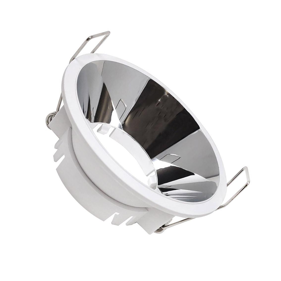 Spot fijo redondo Silver URG19