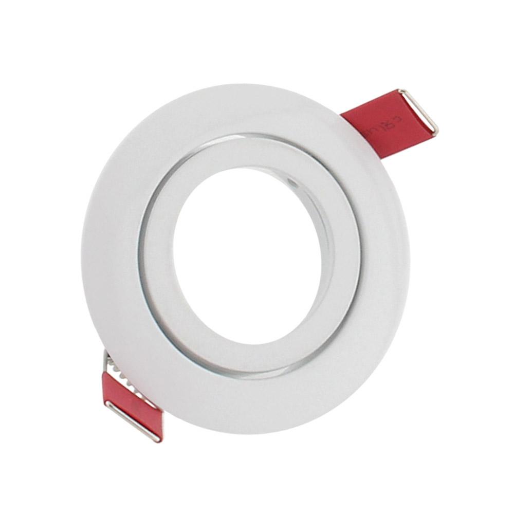 Spot orientable  redondo Blanco