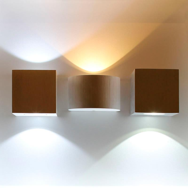 Led wall light PAXOS,  3W