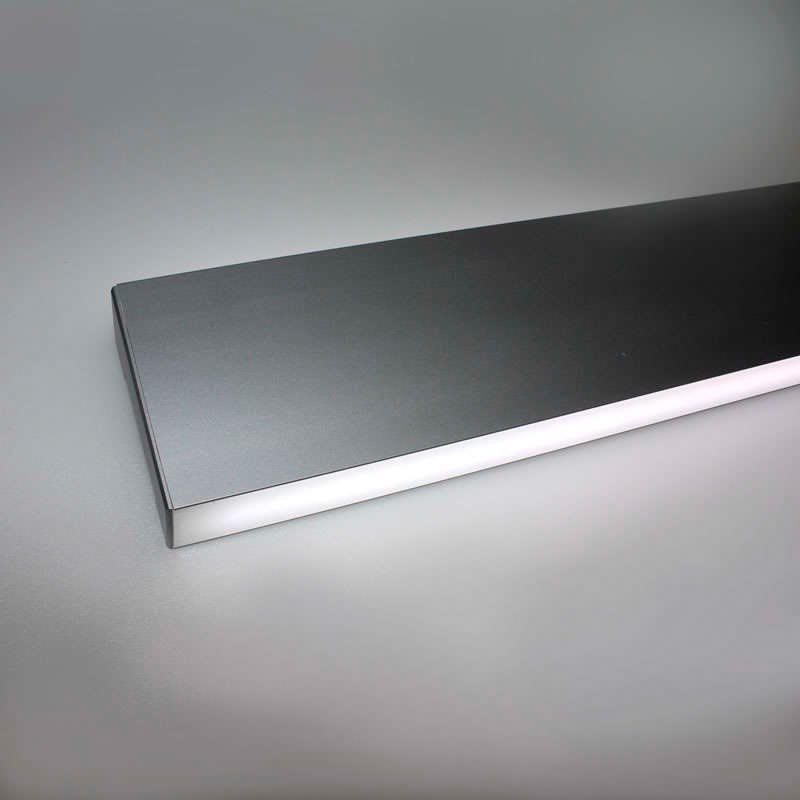 Aplique Led WALL 500, 15W, RGB