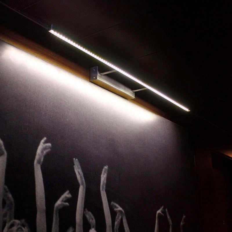 Led wall light NAXOS TABLE, 55cm, 5W