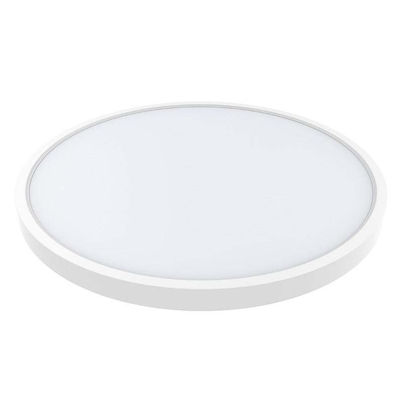Plafón Led KRAMFOR R 36W, superficie, Blanco cálido