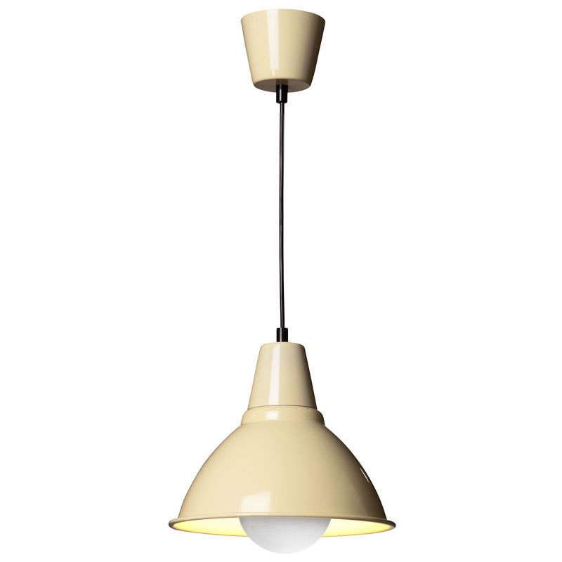 Lámpara colgante AZAAR color hueso