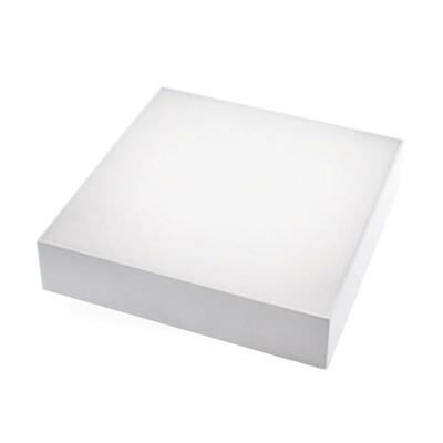 Plafón Led SLIM MARAK Backlight 24W, Blanco neutro