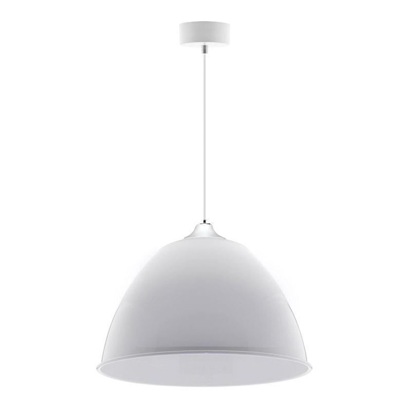 Lámpara colgante INDUSTRIAL LAMP blanco Housing 60º Ø410mm