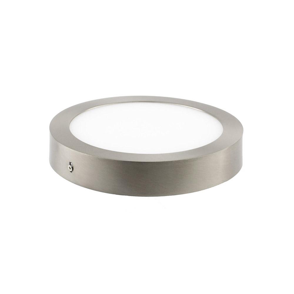 Plafón Led OSRAM, 15W,  silver, CCT ajustable