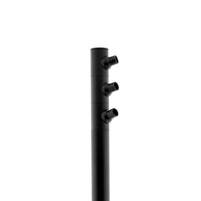 Barra Lineal VITRA LUX CREE, 3x1W, Negro, Blanco frío