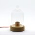 Farol decorativo LED BELL JAR 210, 6W, regulável
