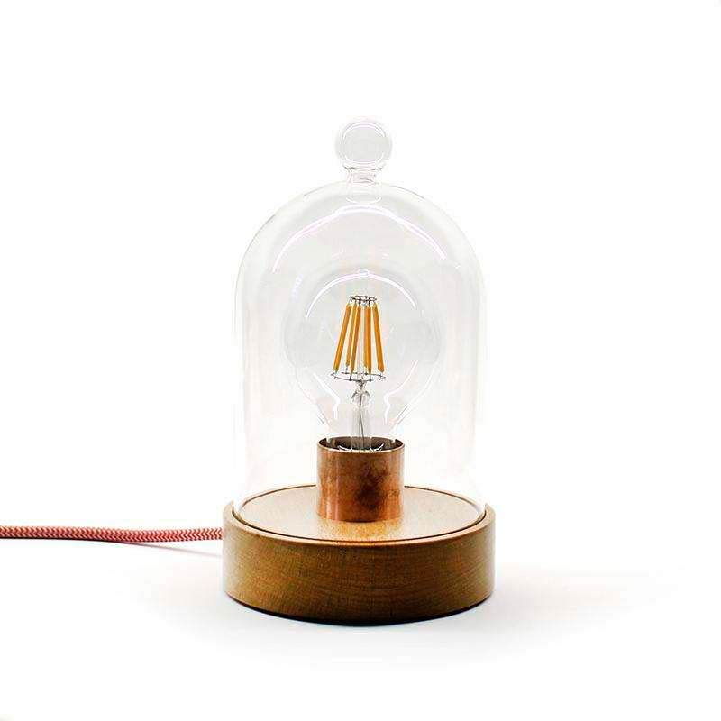 Farol decorativo LED BELL JAR 210, 6W, regulável