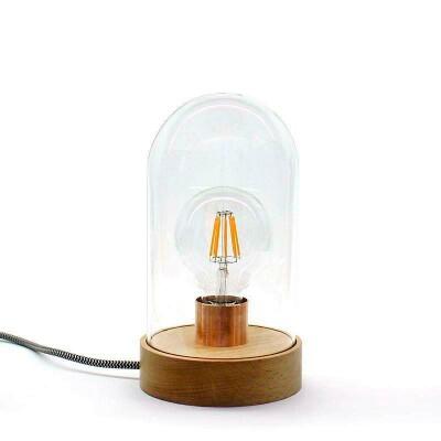 Fanal decorativo LED BELL JAR 220, 8W, regulable, Blanco cálido 2700K, Regulable