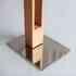 Lámpara Led de madera CARFI 50