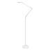 Lámpara de pie BRESSLO articulado, blanco