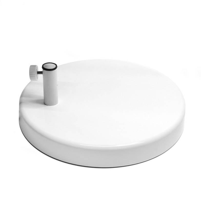 Base de mesa BRESSLO articulado, branco