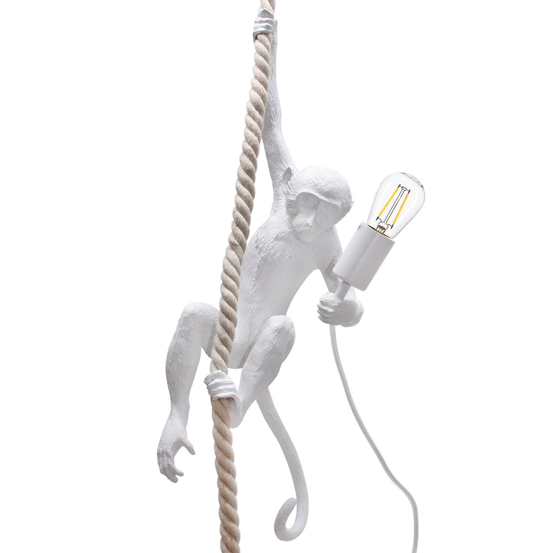 MONKEY LAMP techo