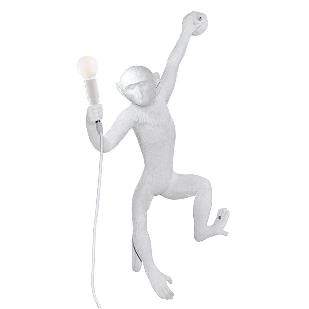 MONKEY LAMP pared