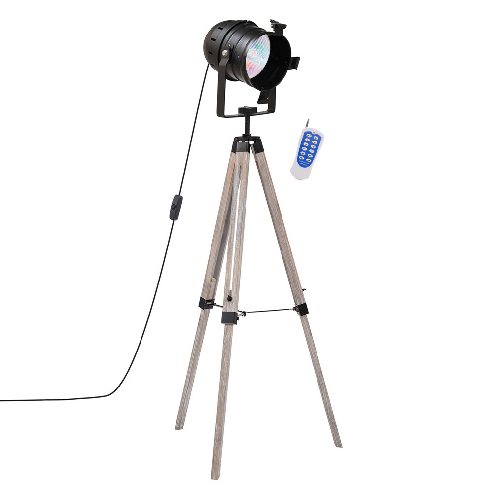 Lámpara de pie KEA, 25W, RGB