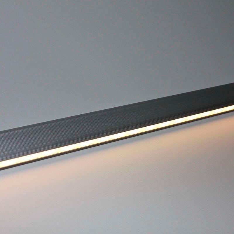 Barra con luz led locker kit de 55cm para armarios ledbox for Barra de luz led