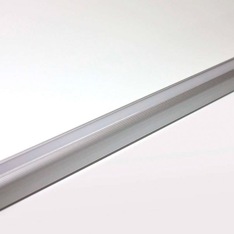 Barra de armario con luz led locker kit de 110cm ledbox for Barra de luz led